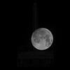 Lunar close-up.