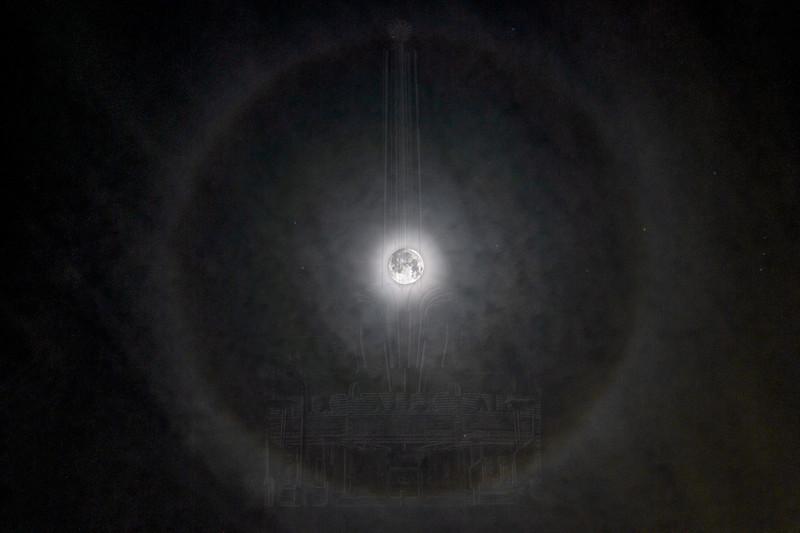 Ringed Moon