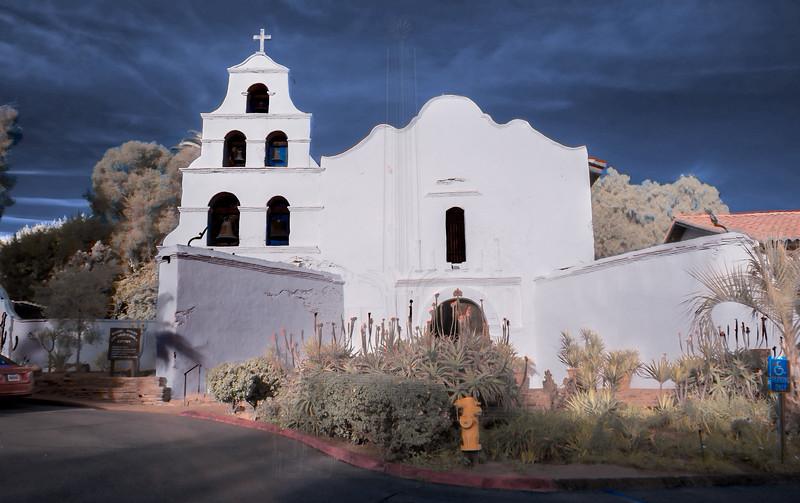 Mission San Diego(IR).