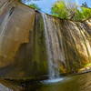 Brown Mountain Dam(fisheye).