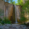 Brown Mountain Dam