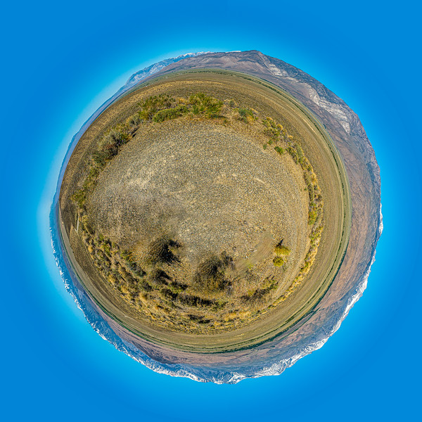 Owens Valley Little Planet