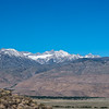 The Palisades and Owens Valley.