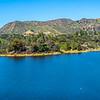 Hollywood Reservoir Panorama.