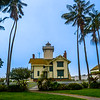 Pt. Fermin Lighthouse.