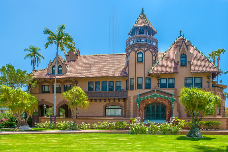 Doheny Mansion