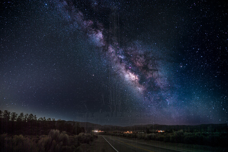 Milky Way @ Lockwood Valley