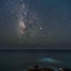 Milky Way at Twin Bush
