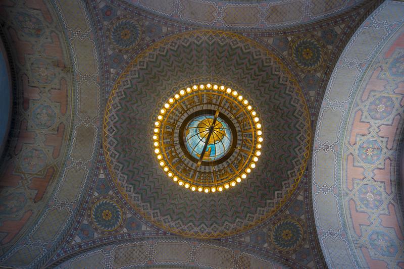 Top of the rotunda.