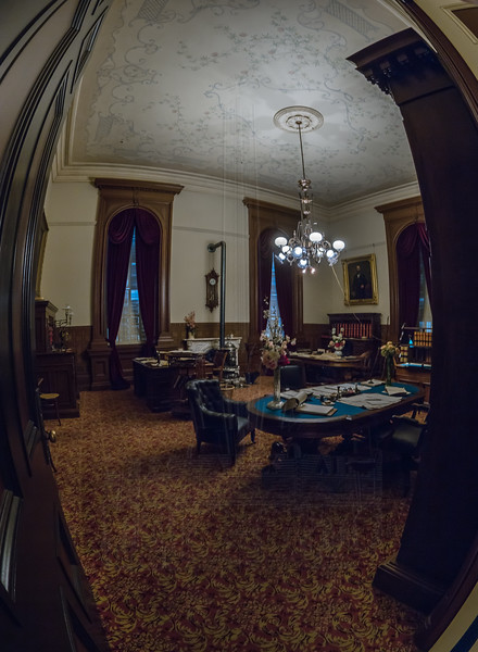 Old Governor's Office.