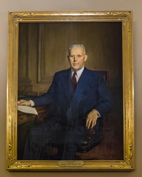 Governor Earl Warren.