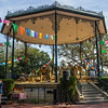 Bandstand in the Plaza