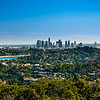 Downtown LA from Beacon Hill