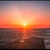 Setting Sun with Kodachrome emulation.