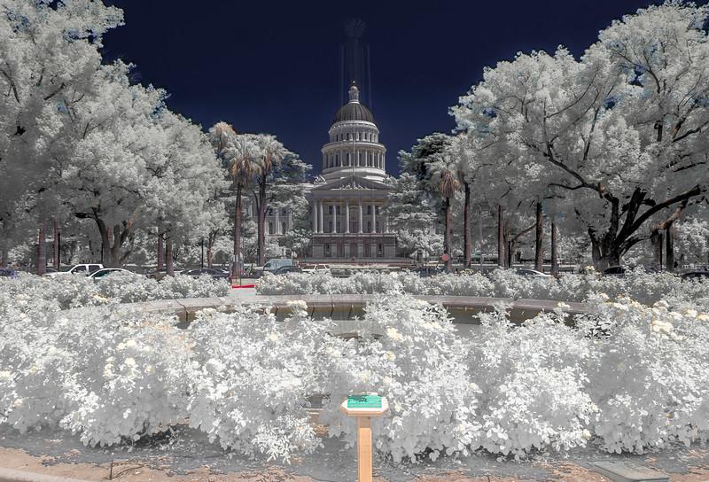 California State Capitol(IR).