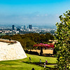 West LA from the Getty Center.