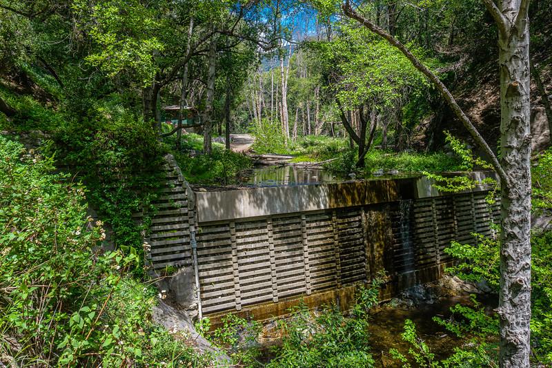 Debris Dam