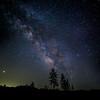 Milky Way on Grande Valley Rd.(Lockwood Valley).