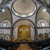 The Mission Basilica(with fisheye!)