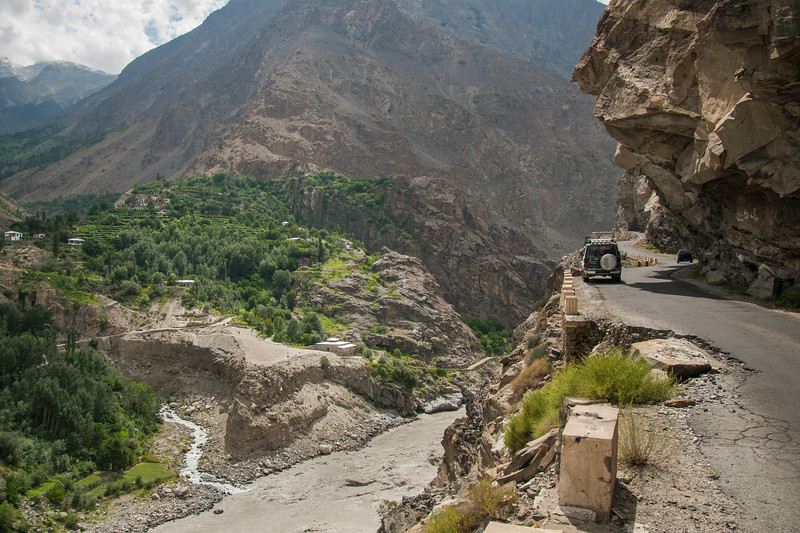 Skardu-Gilgit highway