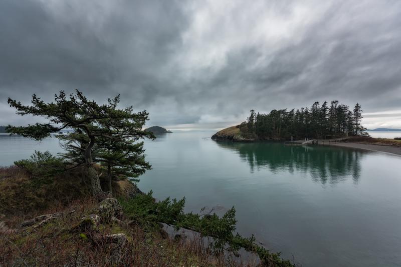 Bowman Bay and Rosario Head