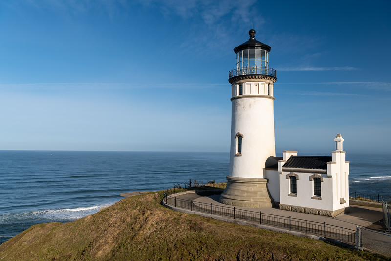 North Head Lighthouse, Illwaco WA