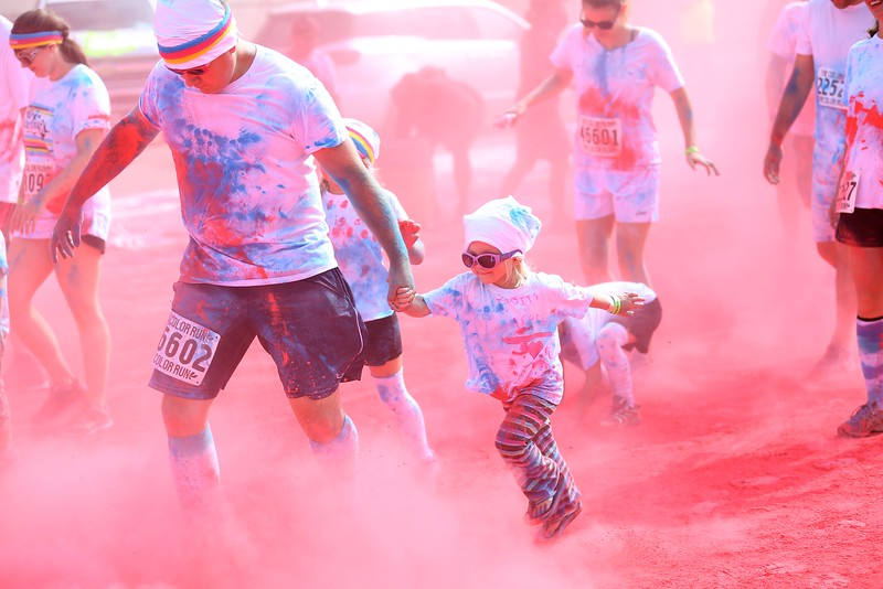 Color Run MLB All-Star 5K
