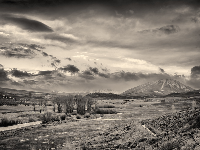 """Ohio Creek Valley"" Gunnison, Colorado"