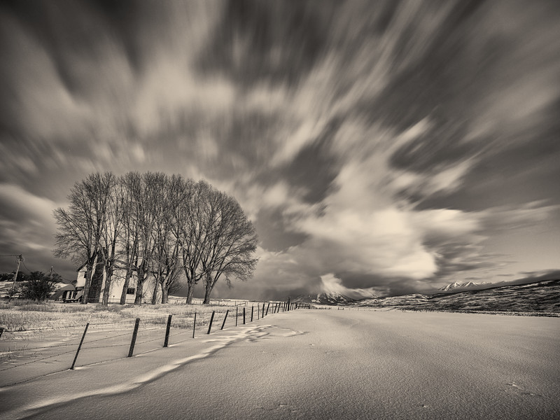 """""""Exploding Sky"""",Gunnison, Colorado"""