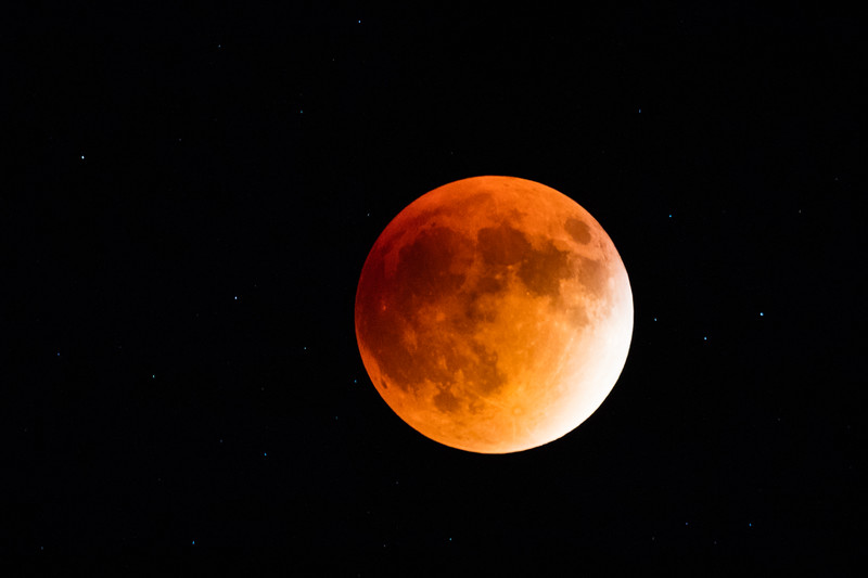 """The Blood Moon"" Colorado"
