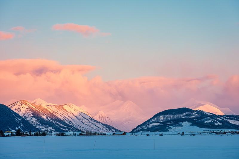 """""""Peaceful"""", Crested Butte, Colorado"""