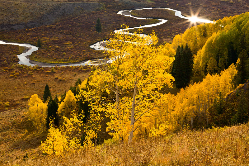 """Fall"" Crested Butte, Colorado"