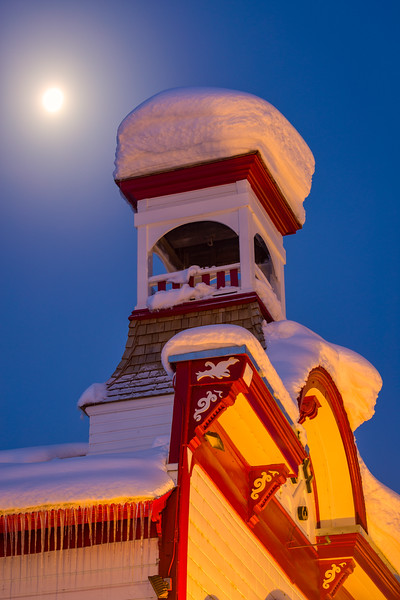 """""""Crested Butte City Hall"""" Crested Butte, Colorado"""