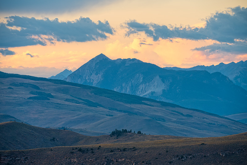 """""""Mt Crested Butte"""", Crested Butte, Colorado"""