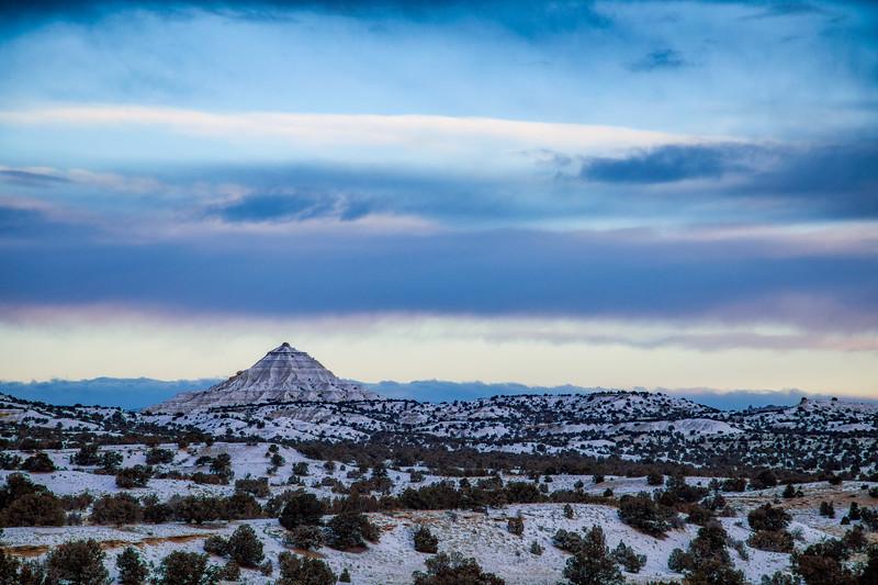 """Frosting"" Emery County, Utah"