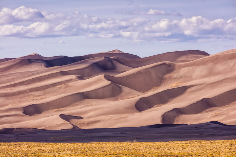 """In Motion"" Great Sand Dunes NP, Colorado"