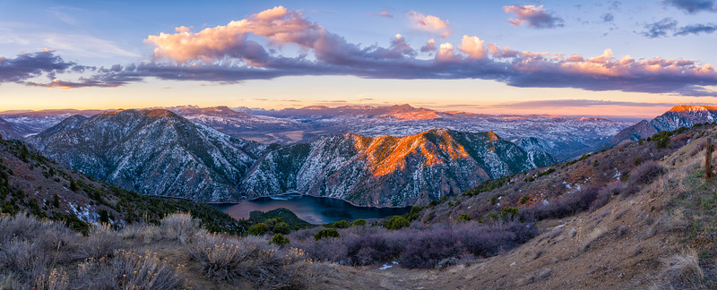 """""""Morrow Point"""" Black Canyon NP, Gunnison, Colorado"""