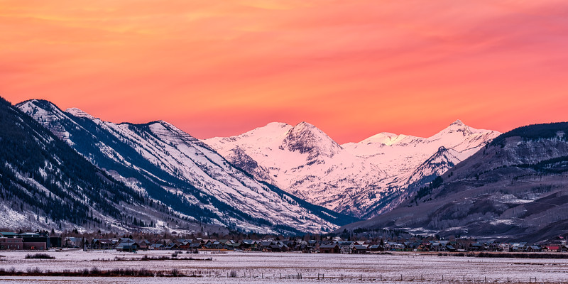"""Paradise Devide"" Crested Butte, Colorado"