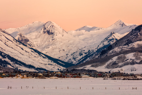 """Crested Butte"" Crested Butte, Colorado"