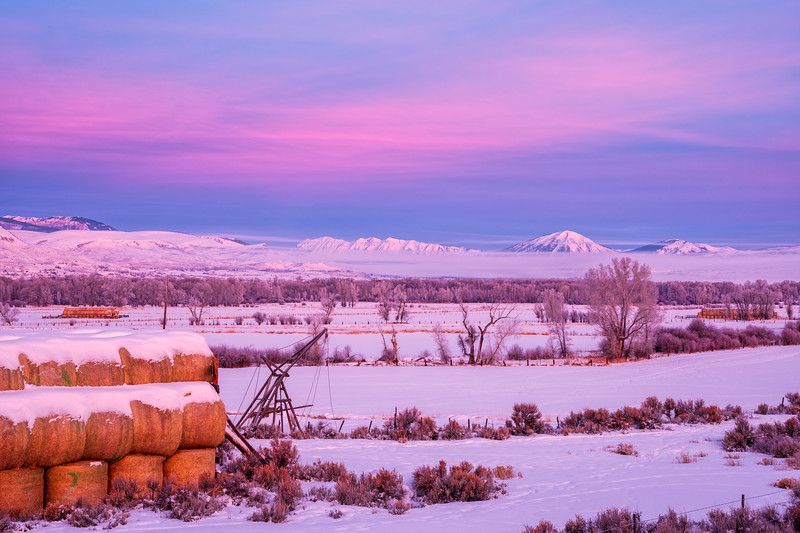 """Winter Ranch"", Gunnison, Colorado"
