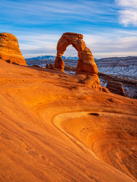 """Delicate Arch"", Arches N P, Utah"