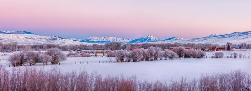 """Esty Ranch"" Gunnison, Colorado"