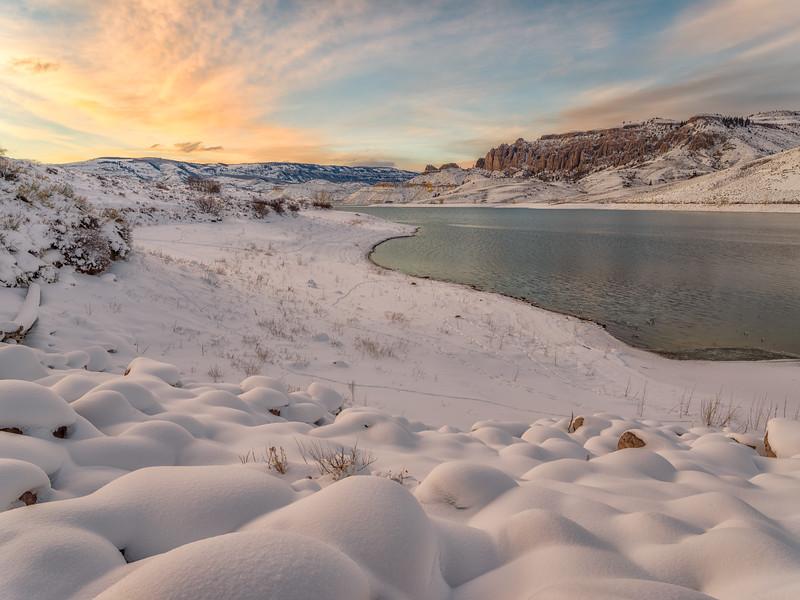 """""""Dillon Pinnacles"""" Gunnison, Colorado"""