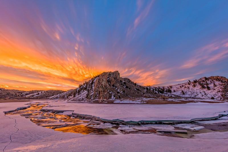 """""""Gunnison River Canyon"""" Gunnison, Colorado"""