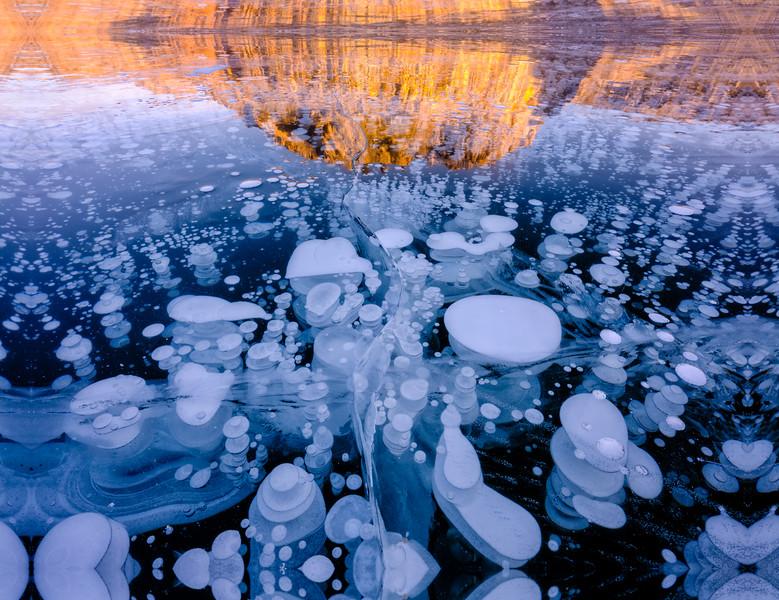 """""""Cracked Up"""" Gunnison River Canyon, Colorado"""