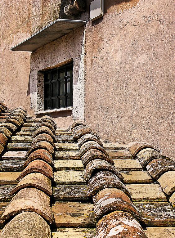 Italian rooftop