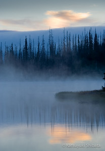 Duffy Lake, Dawn