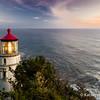 GC-111: Heceta Head Lighthouse<br /> Lane County, Central Oregon Coast