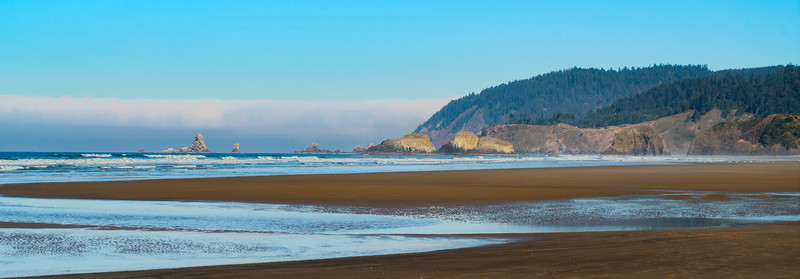 Cannon Beach, Looking North