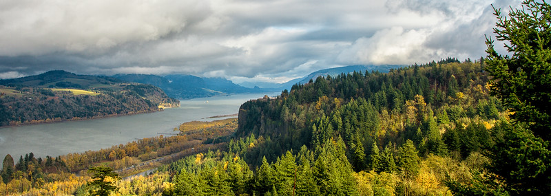 Columbia River Gorge, Chanticleer Point (Women's Forum)